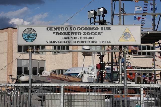 Inaugurazione nuova sede sociale Centro Soccorso Sub Roberto Zocca