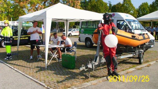 Festa del volontario a Cesena