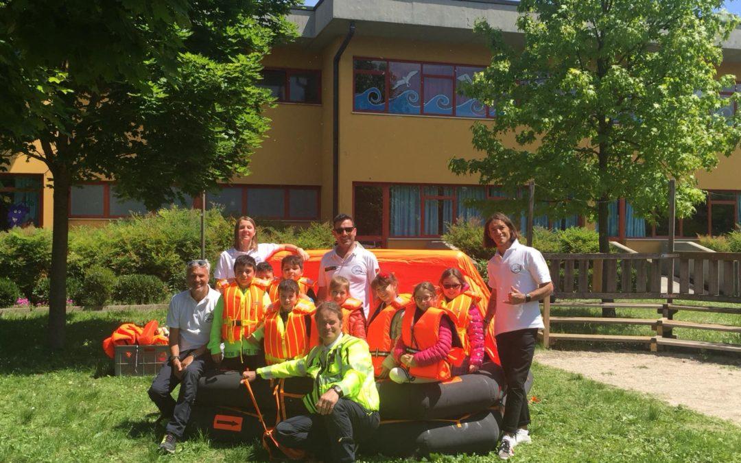 Il Centro Soccorso Sub incontra i giovani della scuola primaria di Tagliata di Cervia