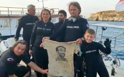 """Il Centro Soccorso Sub """"Roberto Zocca"""" in vacanza ambientale alle Tremiti"""
