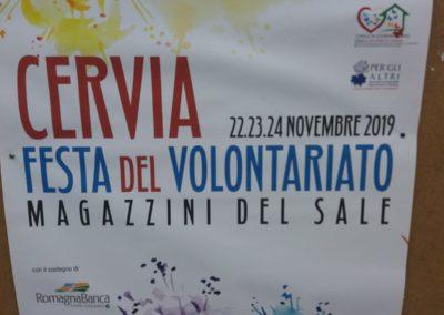 festa del Volontariato Cervia 2019