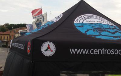 A Cervia la Festa del Volontariato 2019 – Il CSS presente con le sue attrezzature ed i volontari