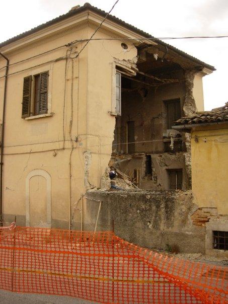 Sisma de L'Aquila: come dimenticare? Noi c'eravamo… – 6 Aprile 2009