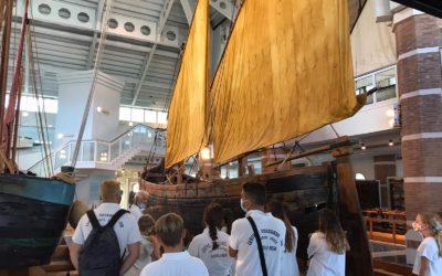 La formazione del CSS sul territorio: visita guidata al Museo della Marineria di Cesenatico – sabato 22 agosto