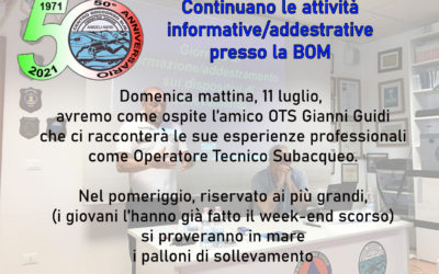 CAMPAGNA DI CROWDFUNDING CON IDEAGINGER: addestriamoci con le nostre attrezzature tecniche!